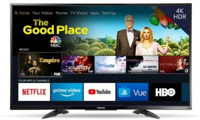 4k tv from amazon