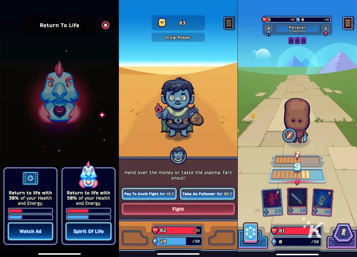void tyrant mobile game