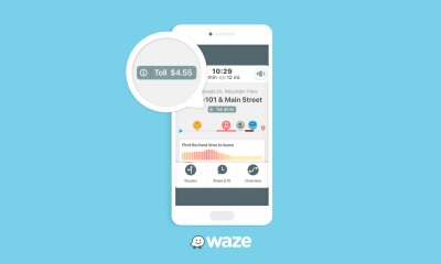 waze toll prices