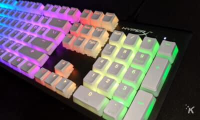 hyperx keyboard