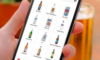 drizly alcohol delivery app