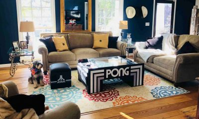 table pong project smart home