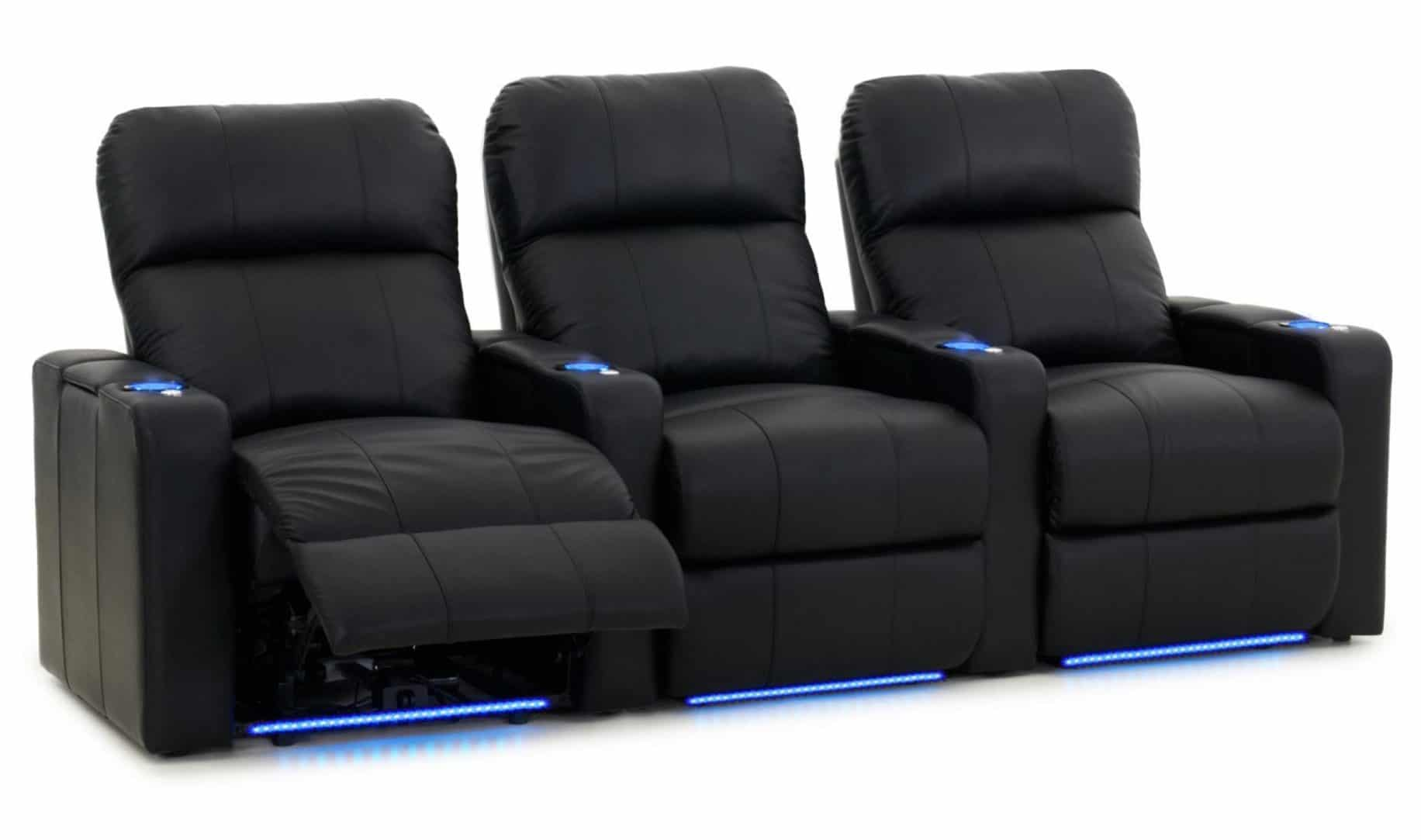 smart recliners in home