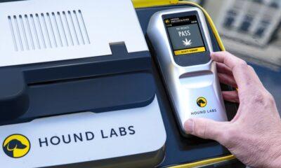 hound labs thc breathalyzer