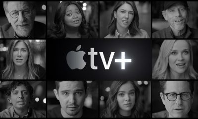 apple tv+ with different actors and directors