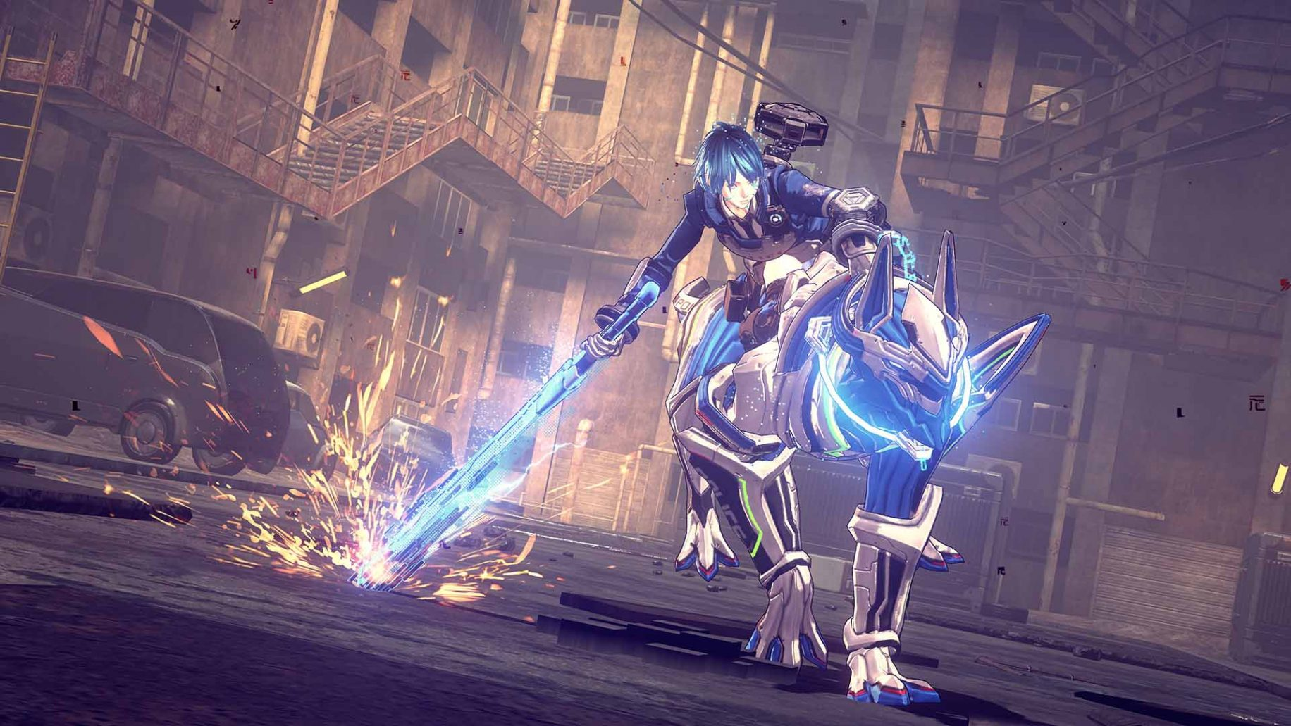 astral chain gameplay