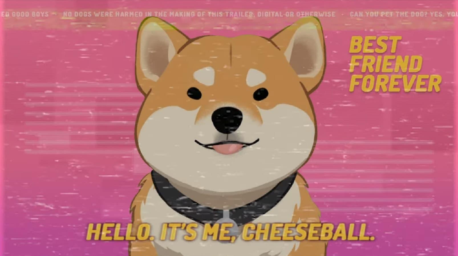 best friend forever cheeseball