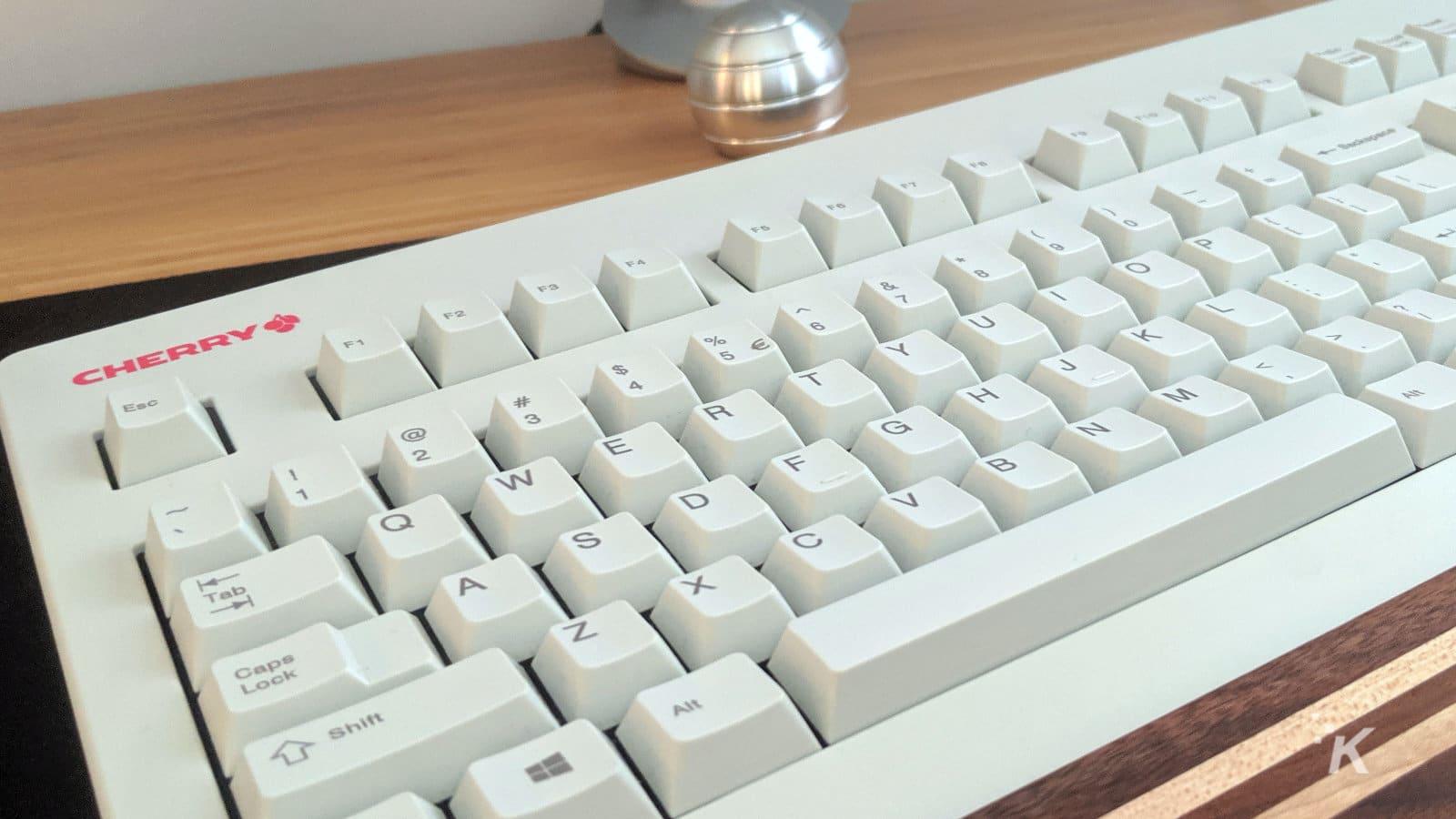 cherry office keyboard