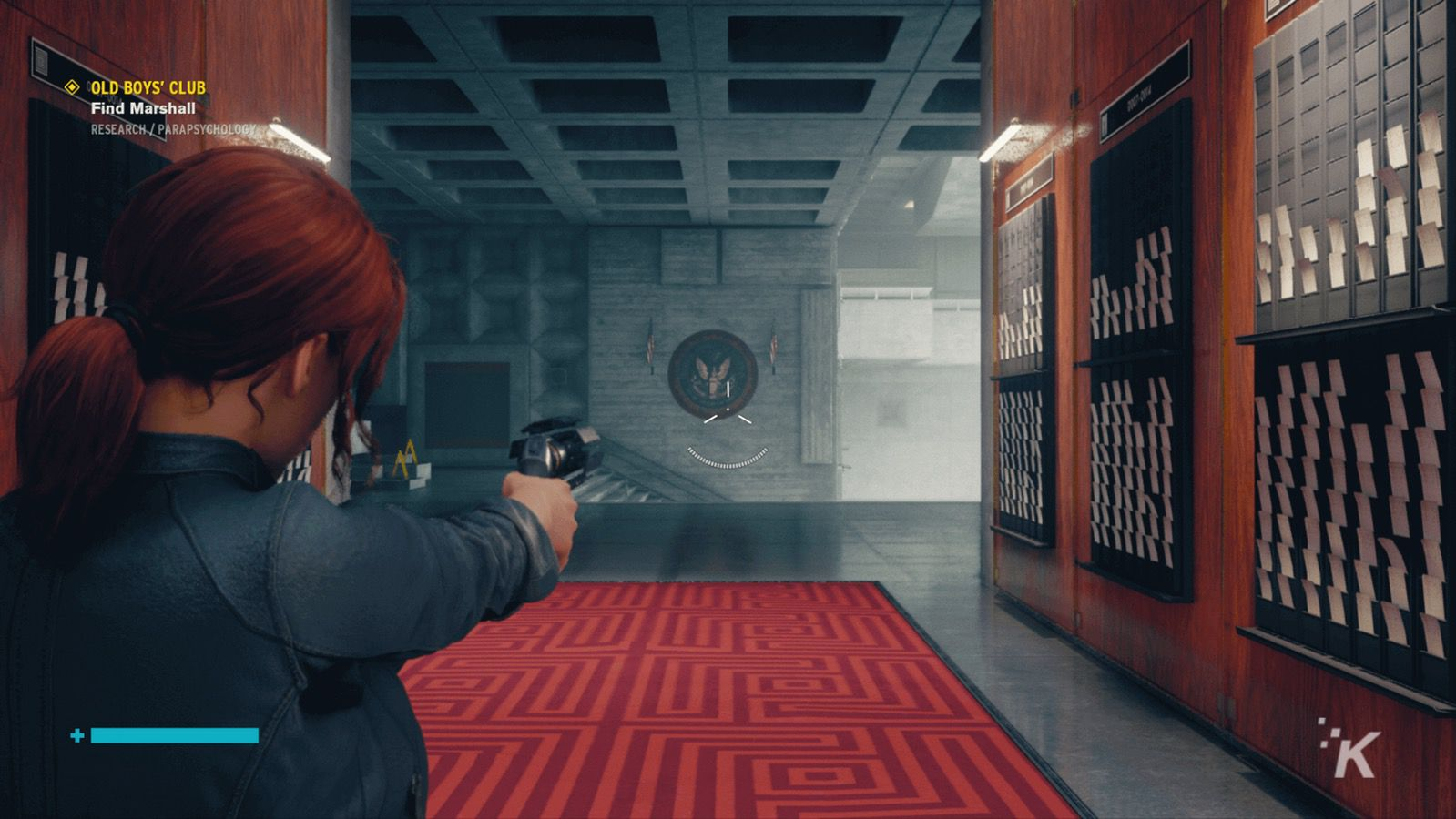 control gameplay xbox one