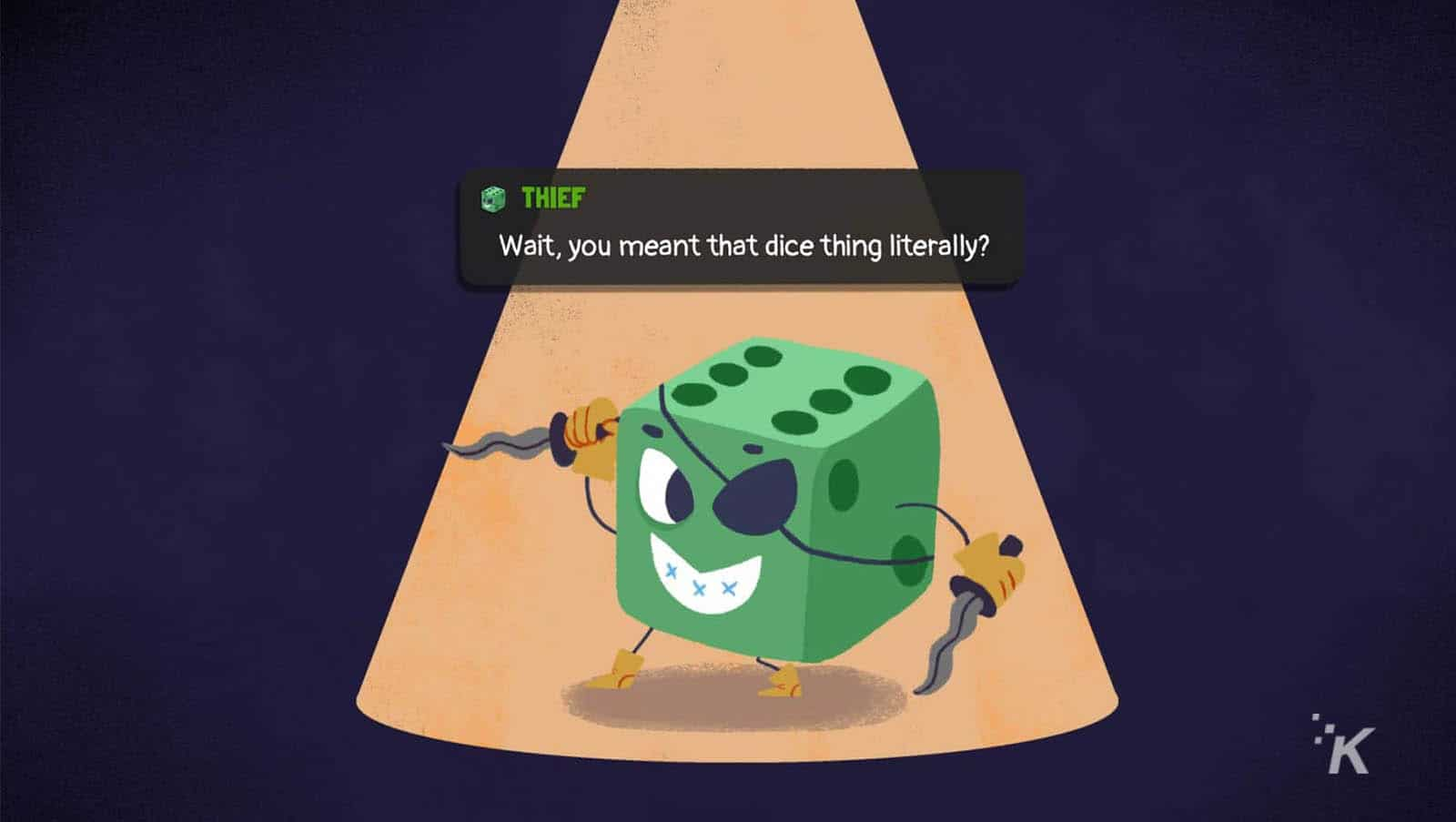 dicey dungeons gameplay