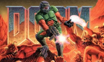 doom main screen