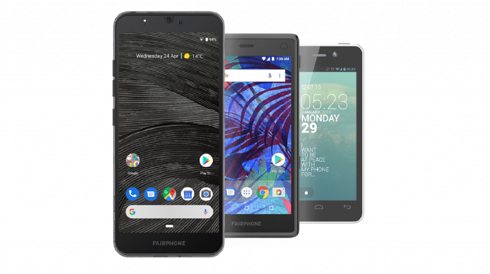 fairphone 3 smartphone