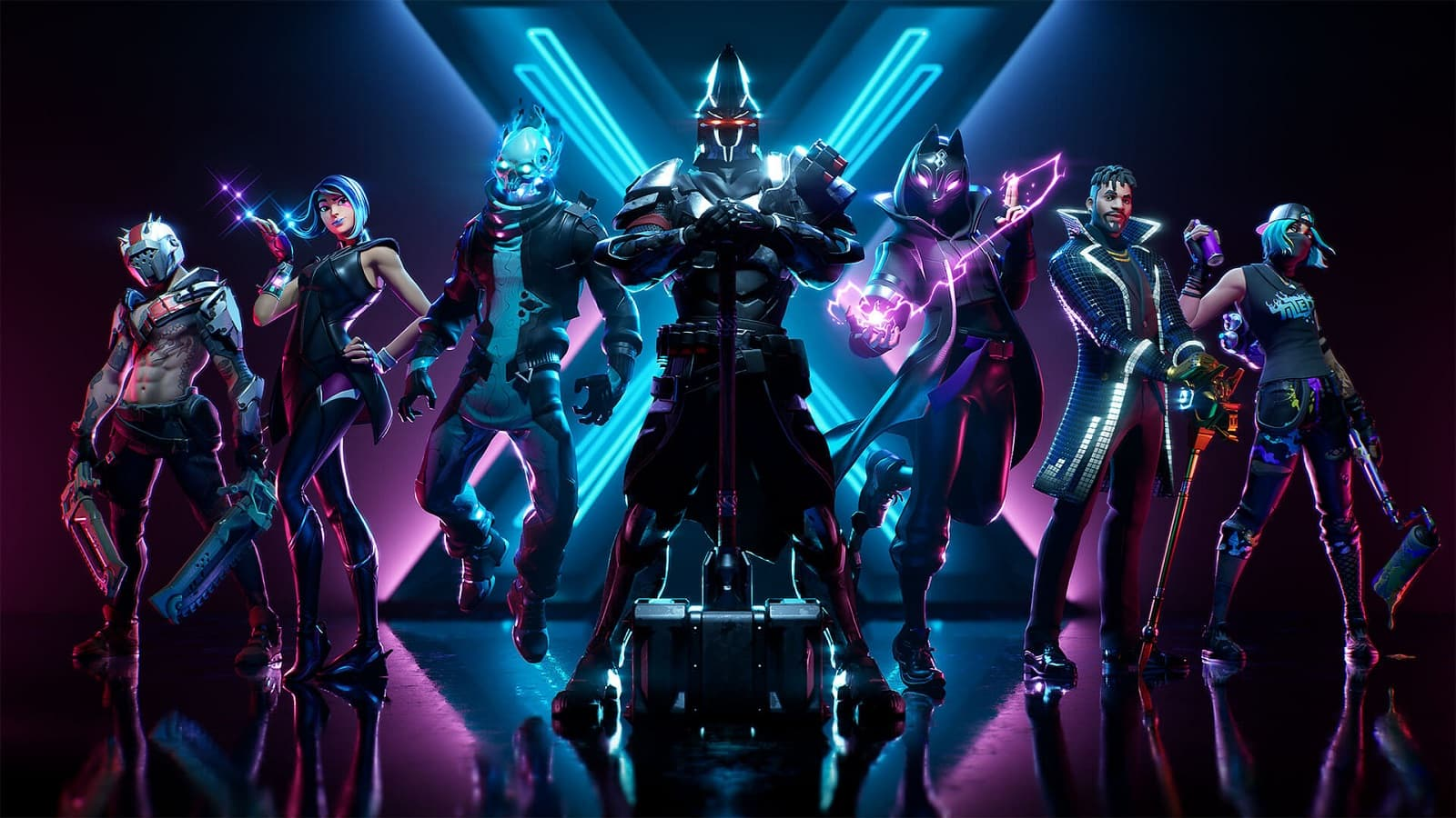 Fortnite Season X is here and everything old (might) be new again