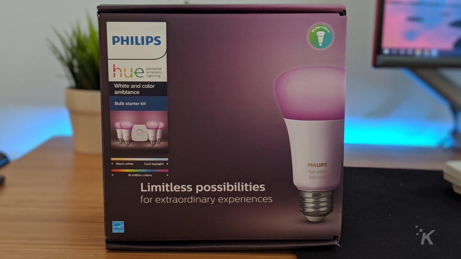 philips hue starter kit review