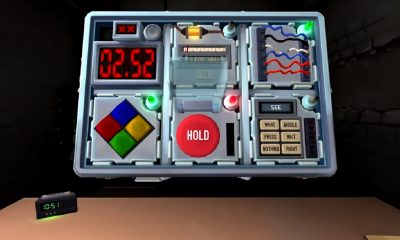 keep talking and nobody explodes bomb
