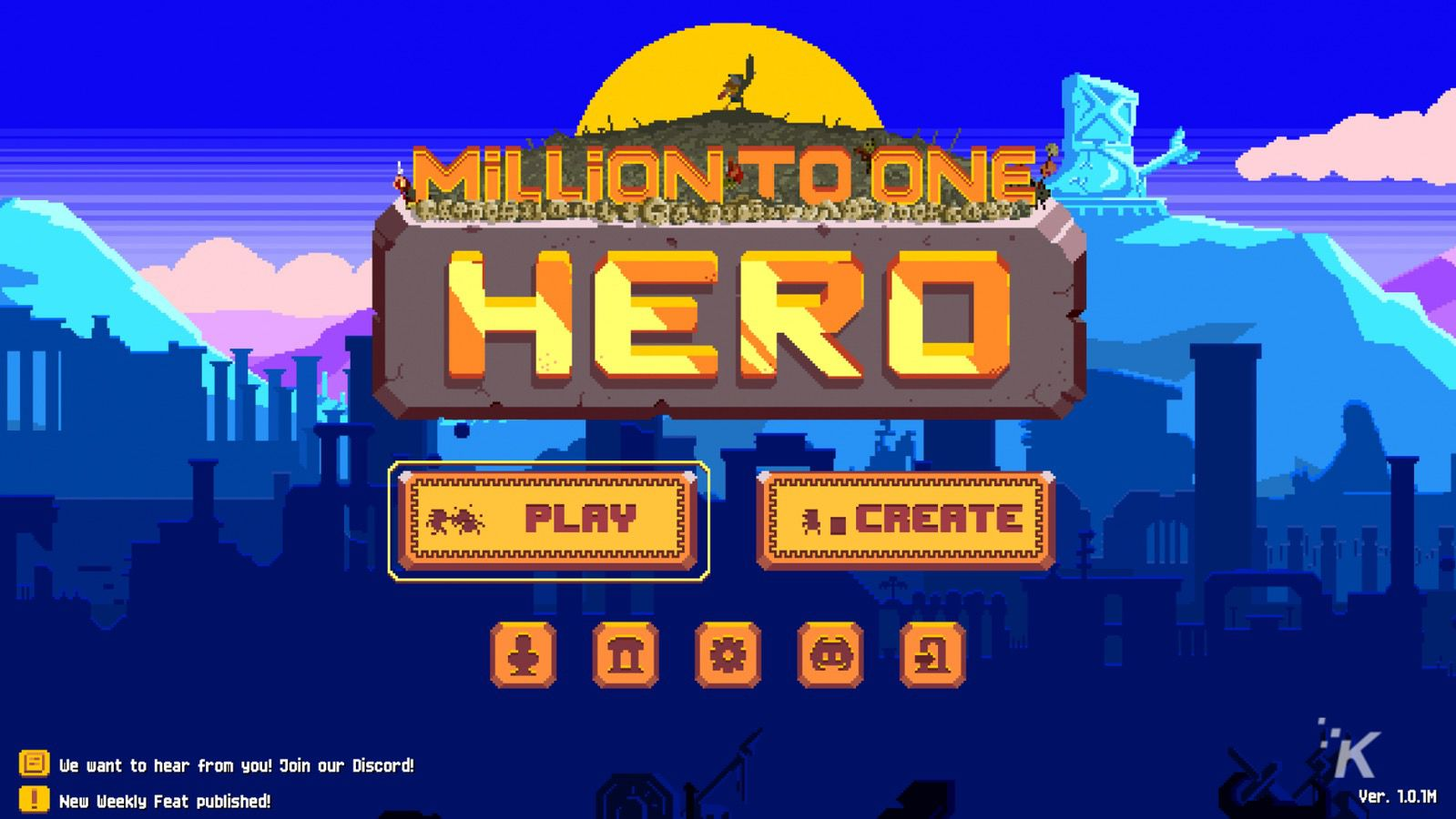 million to one hero review
