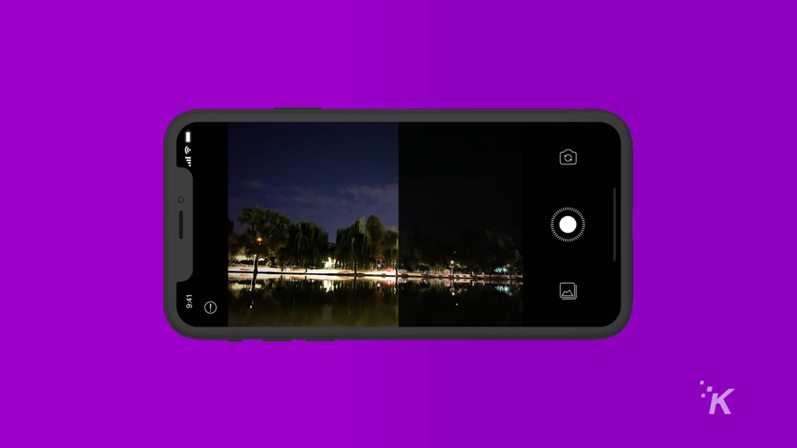neuralcam night mode camera