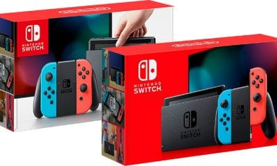nintendo switch boxes