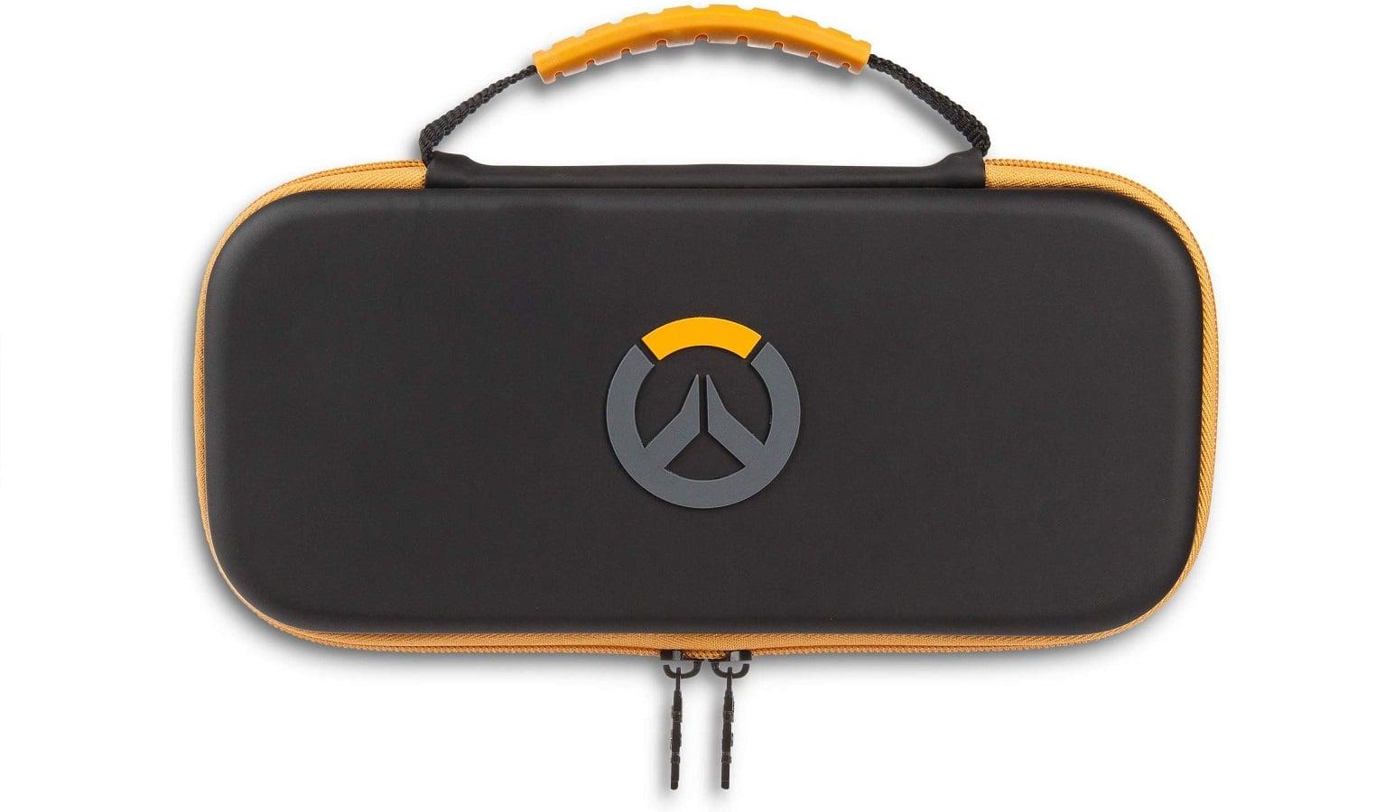 overwatch nintendo switch case