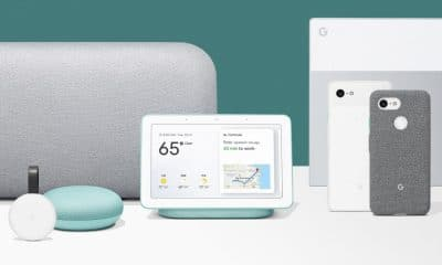 google products on table