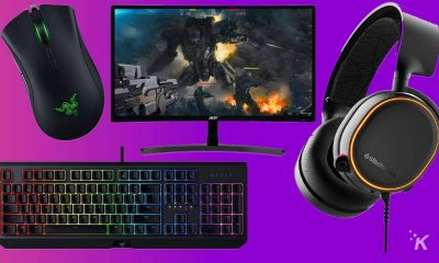 pc gaming gear deal knowtechie