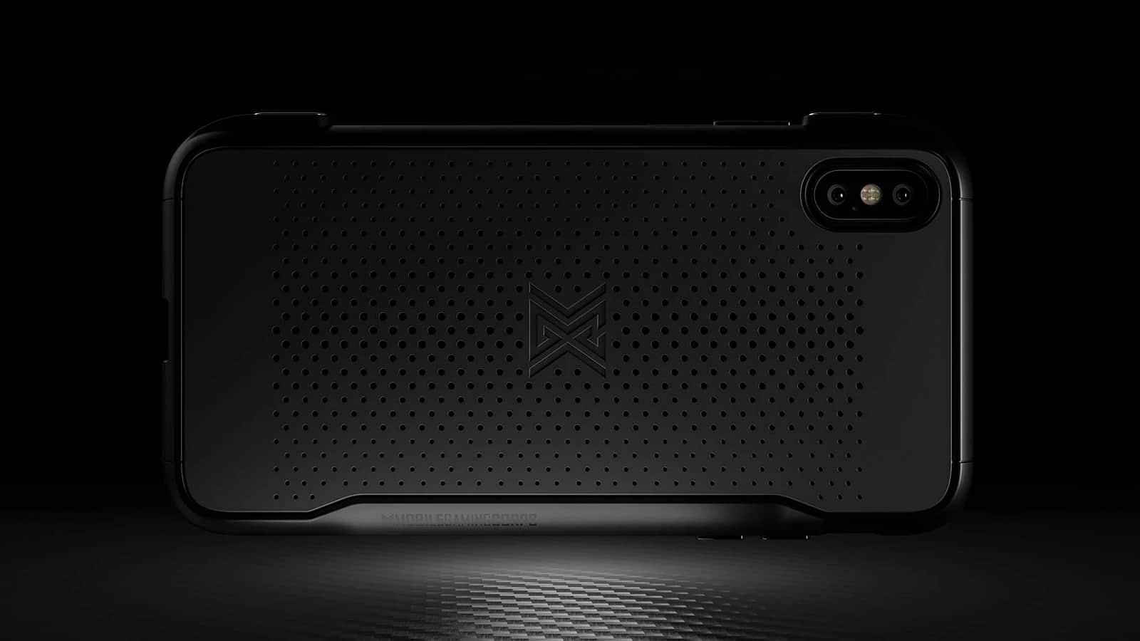 mcg valor gaming phone case iphone
