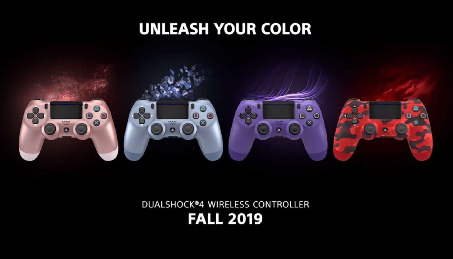 sony playstation 4 controllers