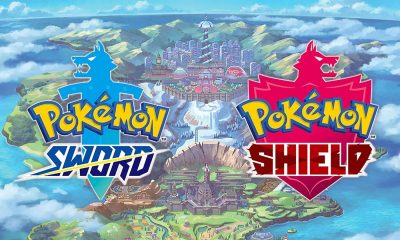 nintendo Pokémon sword and shield