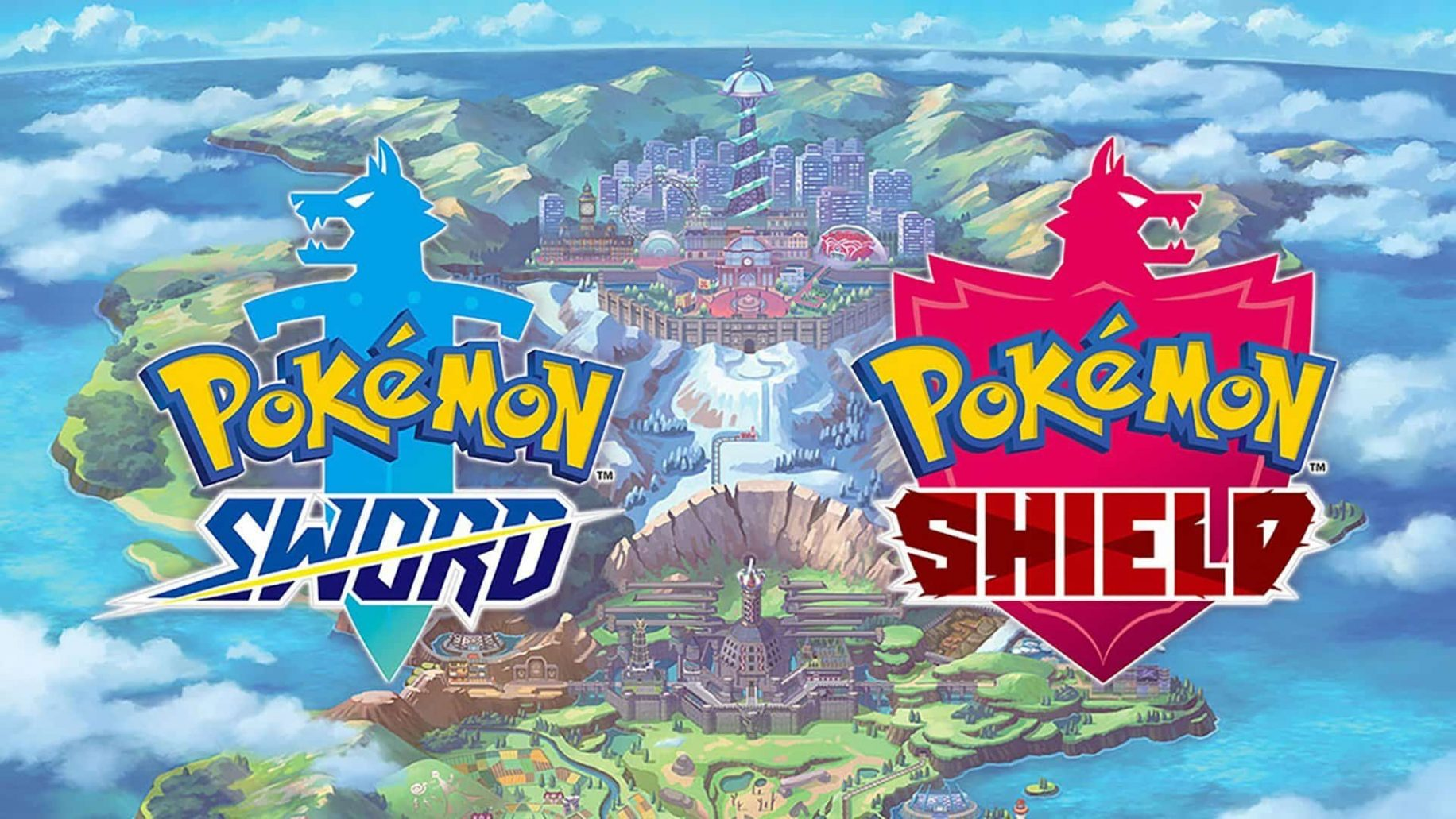 nintendo Pokémon sword and shield