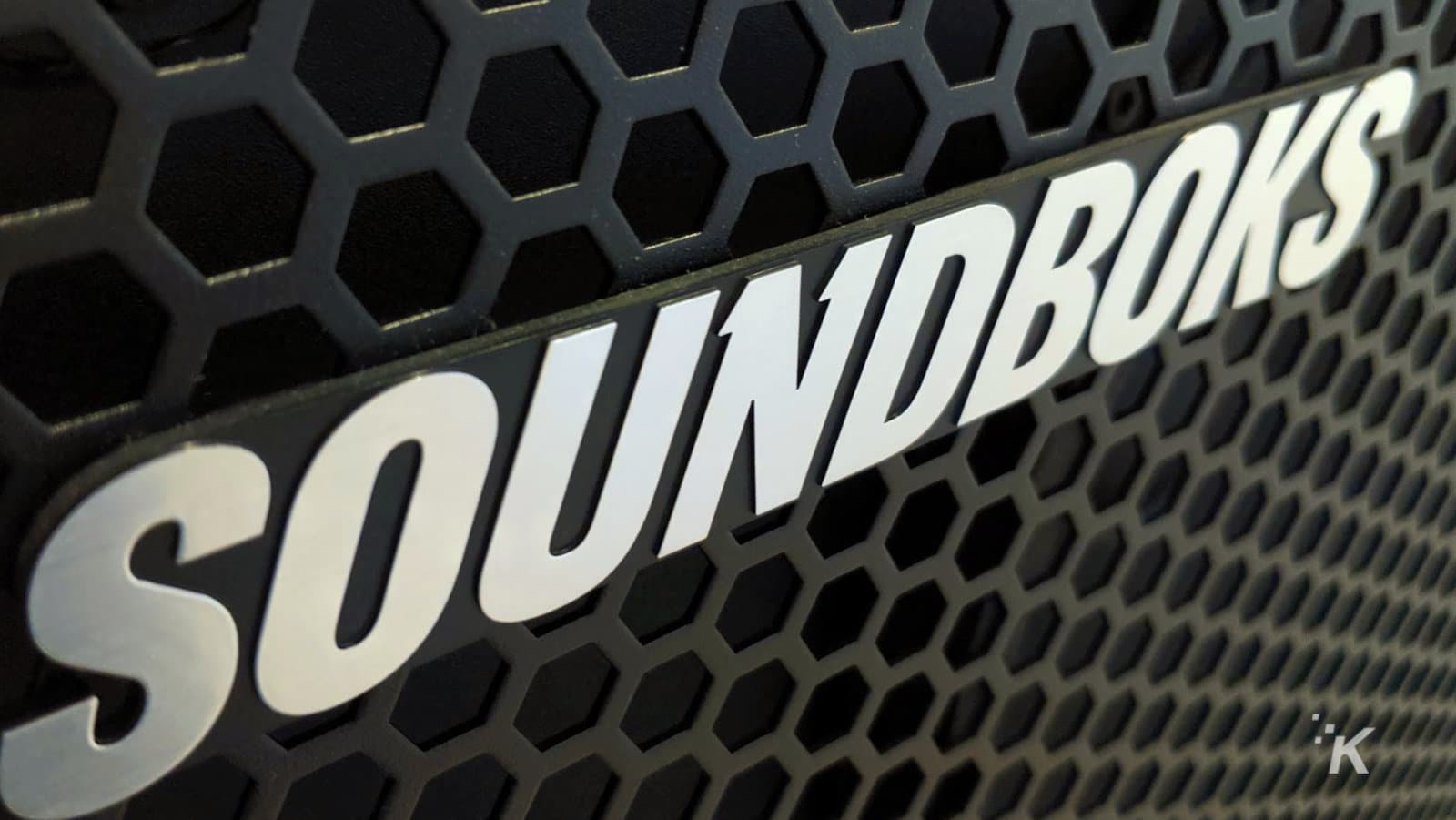 This Bluetooth speaker from Soundboks brings the rave