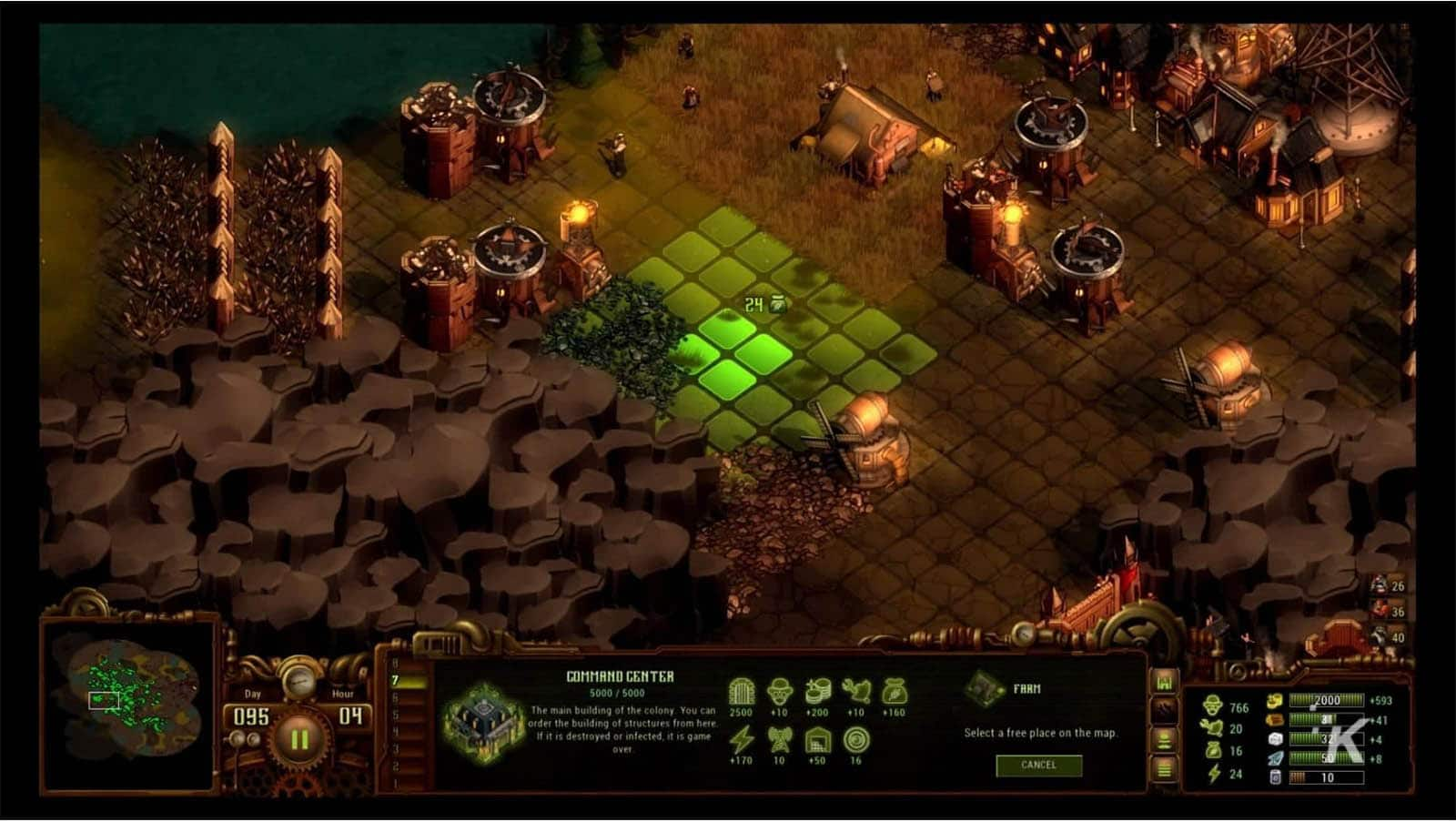 gameplay from tab