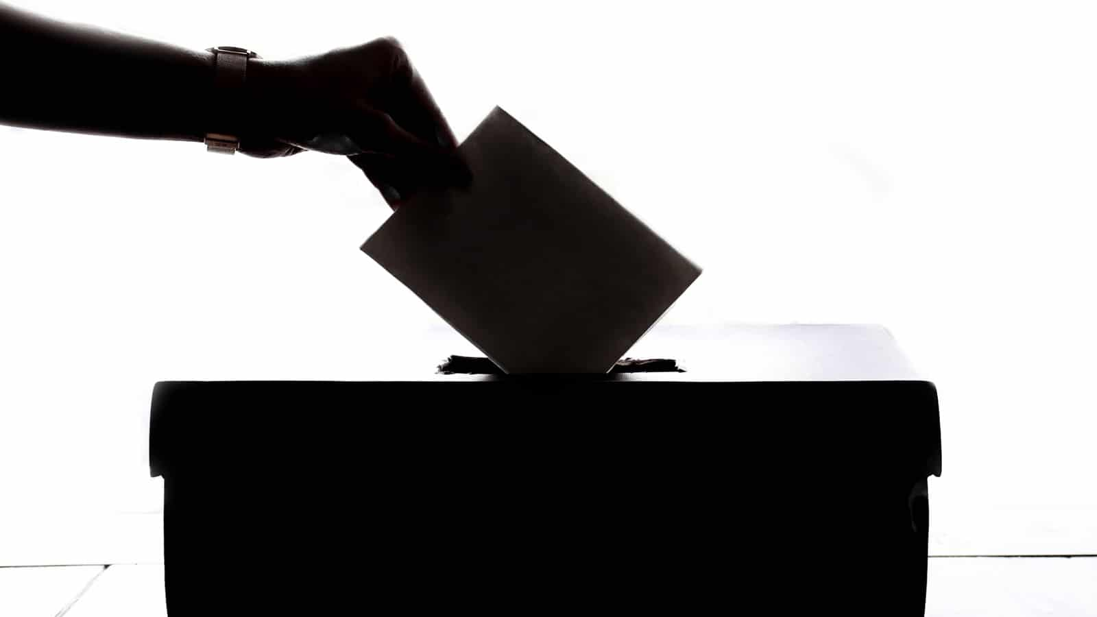 voting box for elections