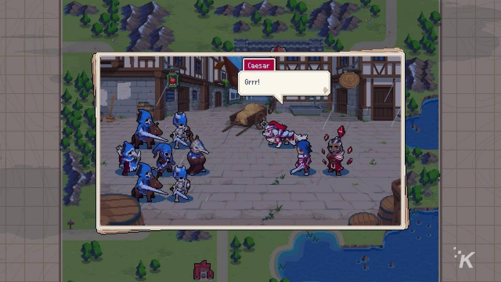 wargroove on playstation 4