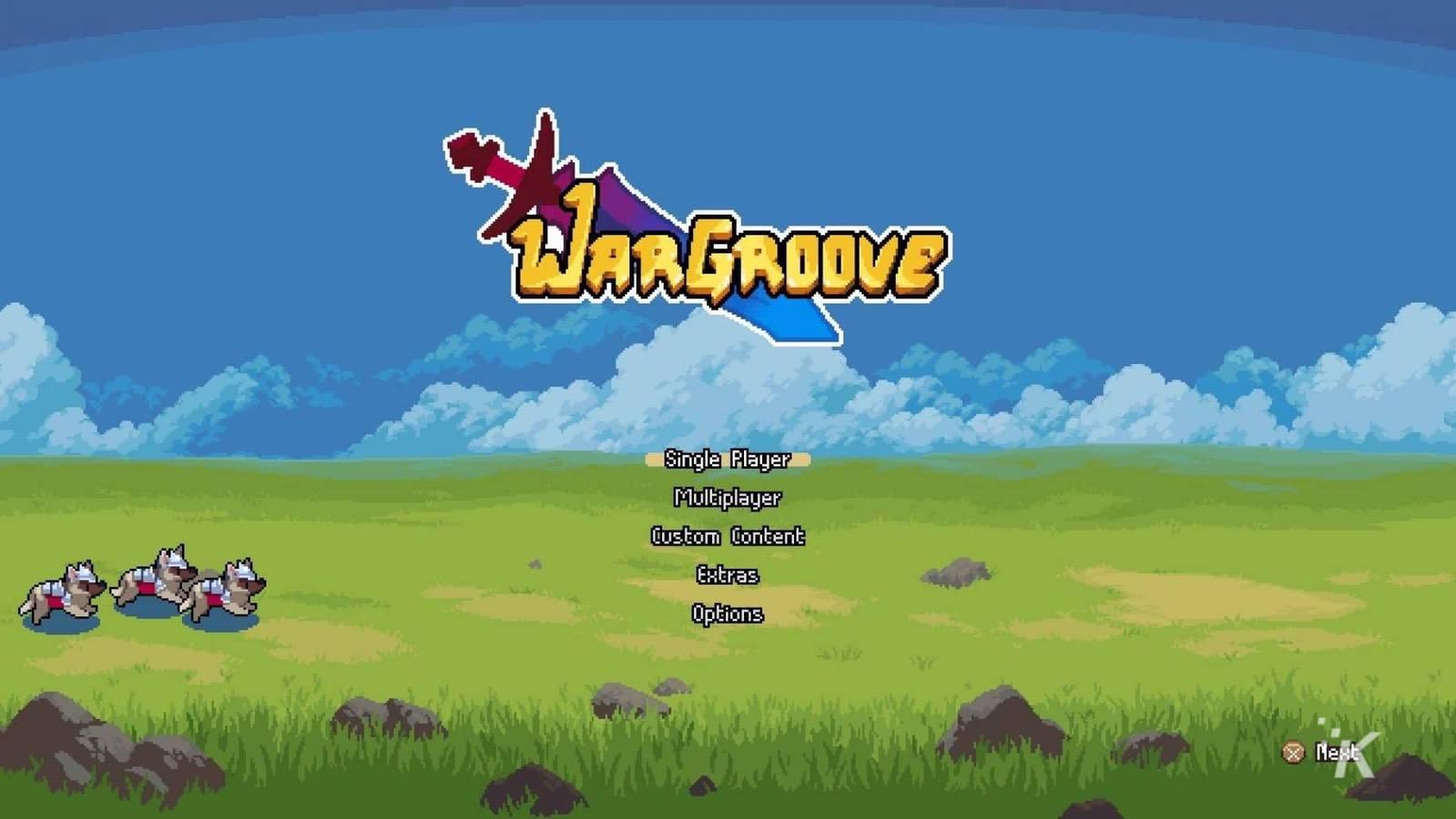 wargroove on nintendo switch