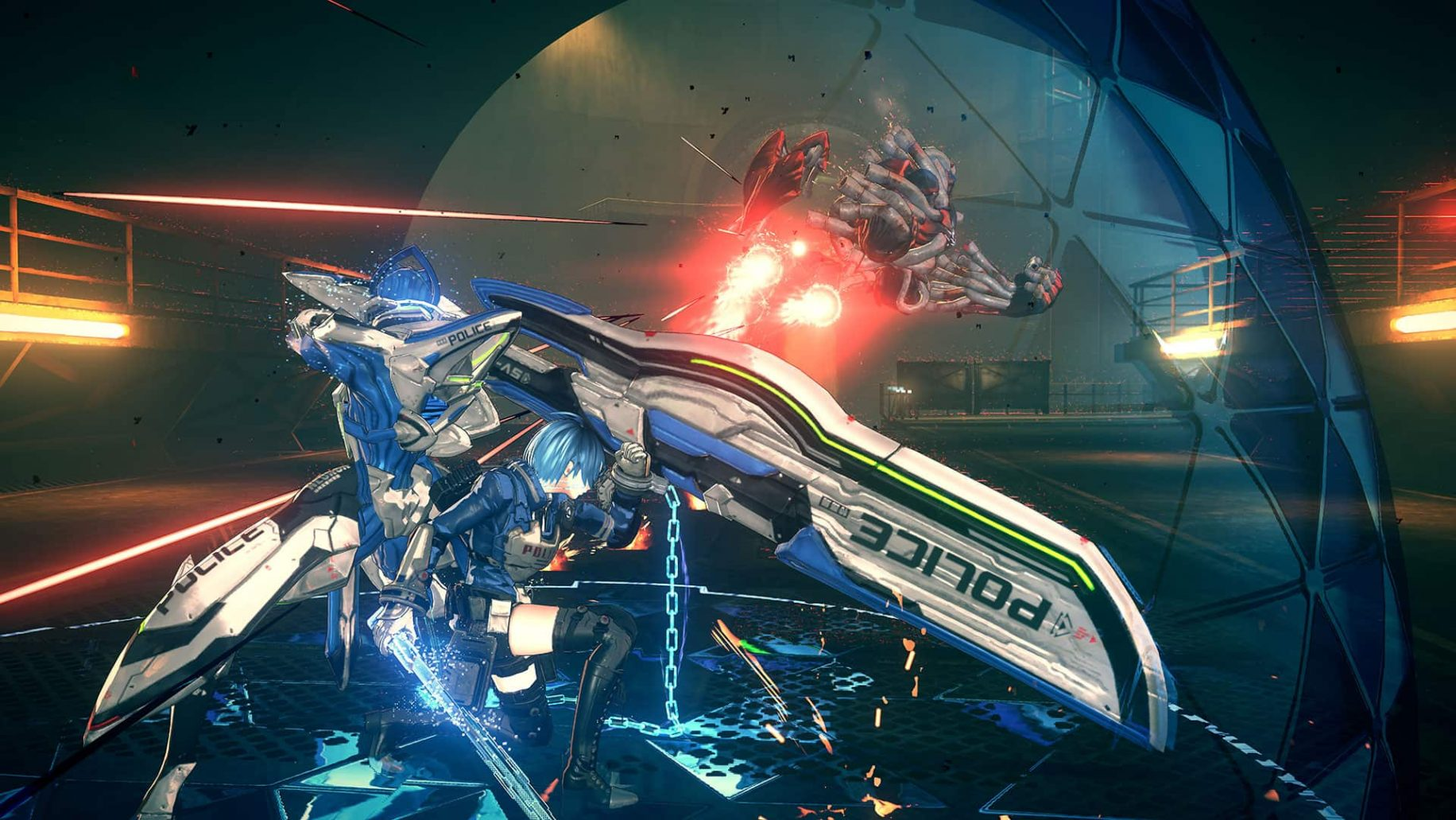 astral chain for the nintendo switch