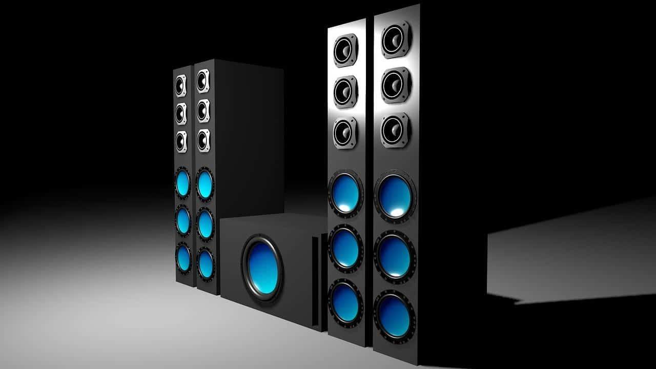 active passive speakers