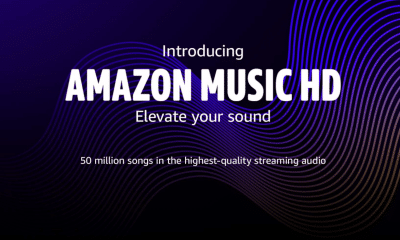 amazon music hd logo