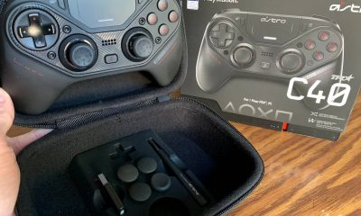 astro c40 playstation 4 controller review