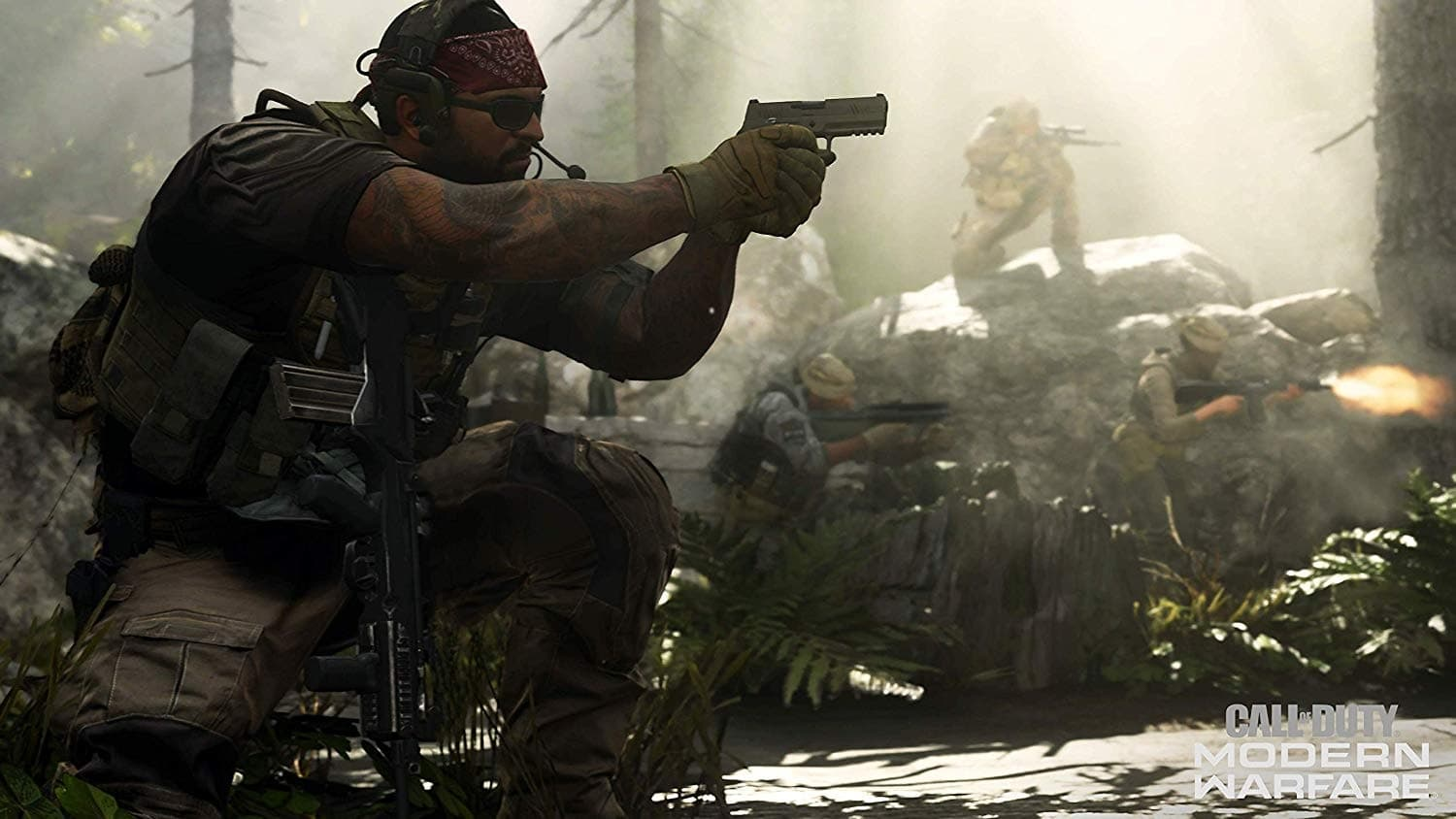 call of duty modern warfare screenshot