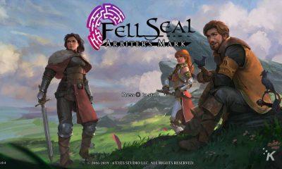 fell seal arbiters mark gameplay