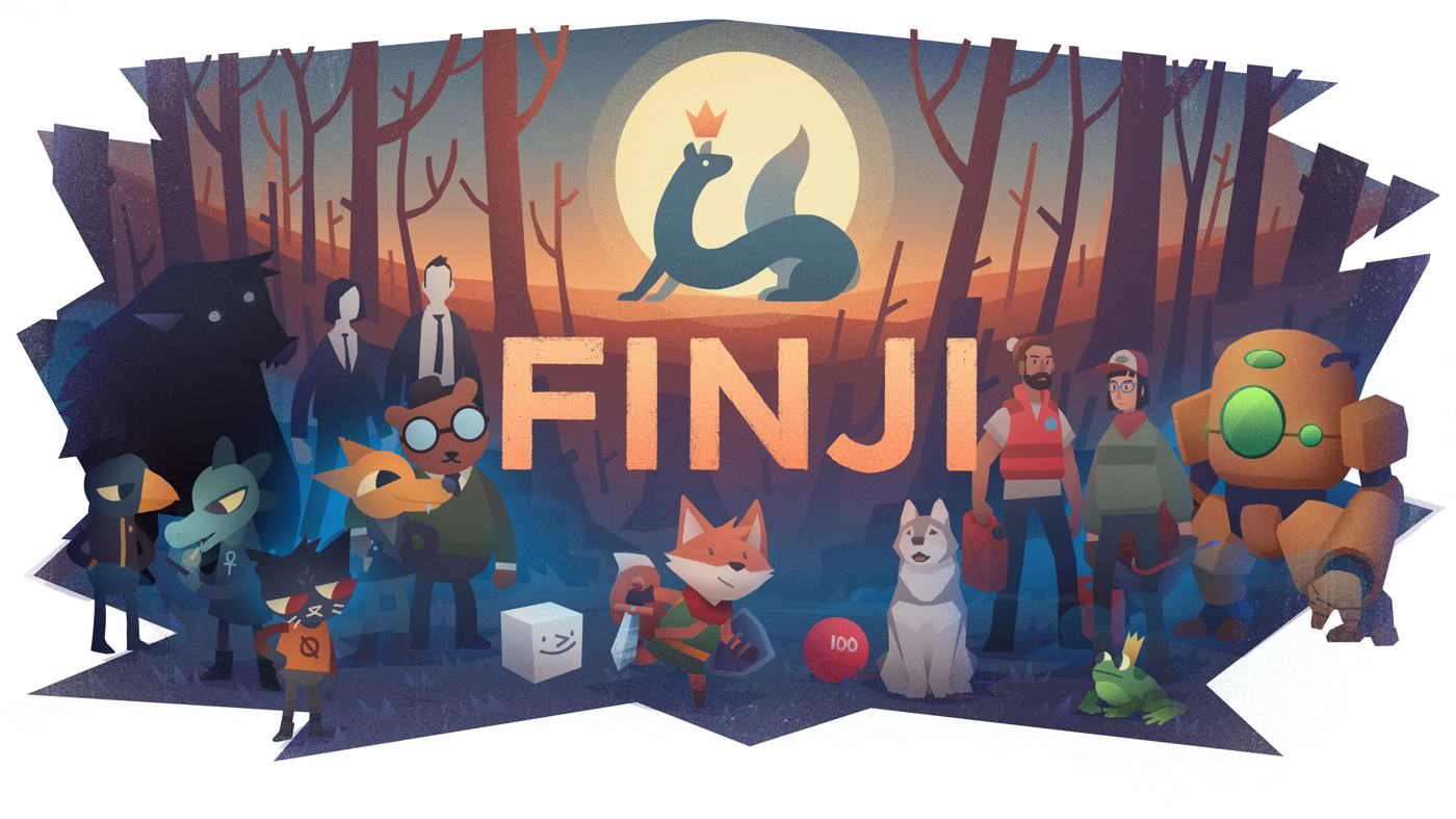 Finji has some of the best indie games coming out soon – PAX