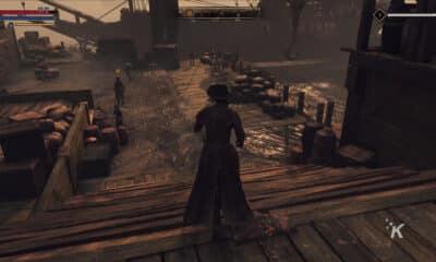 greedfall gameplay