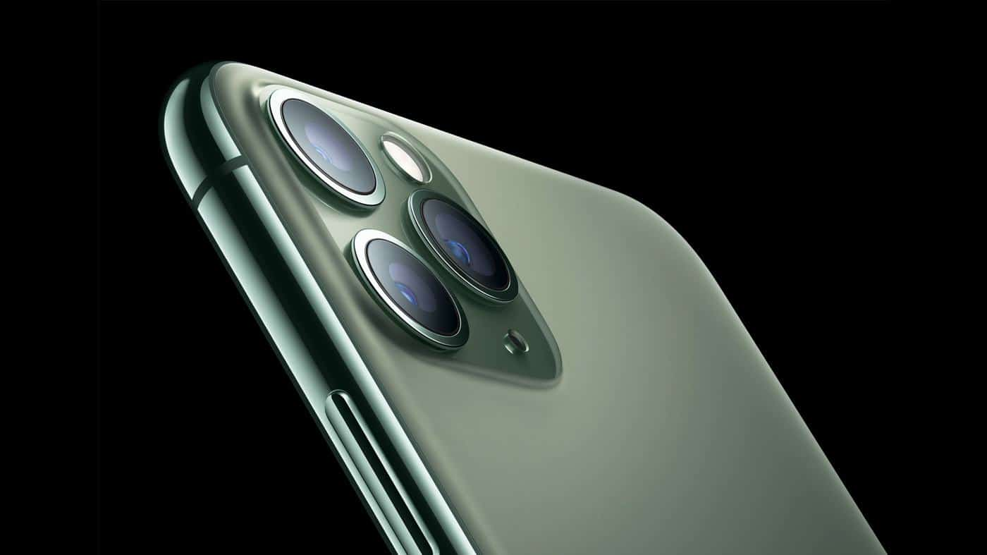green iphone 11