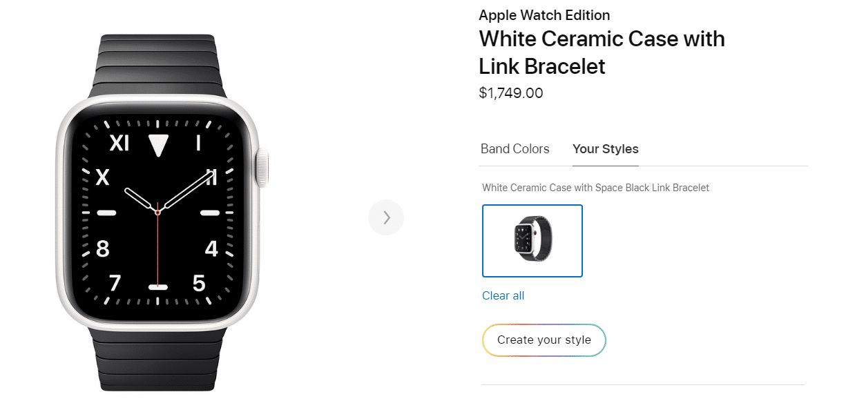 apple watch series 5 is expensive