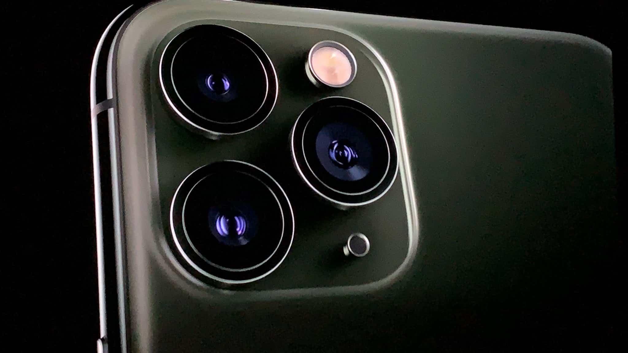 apple smartphone camera