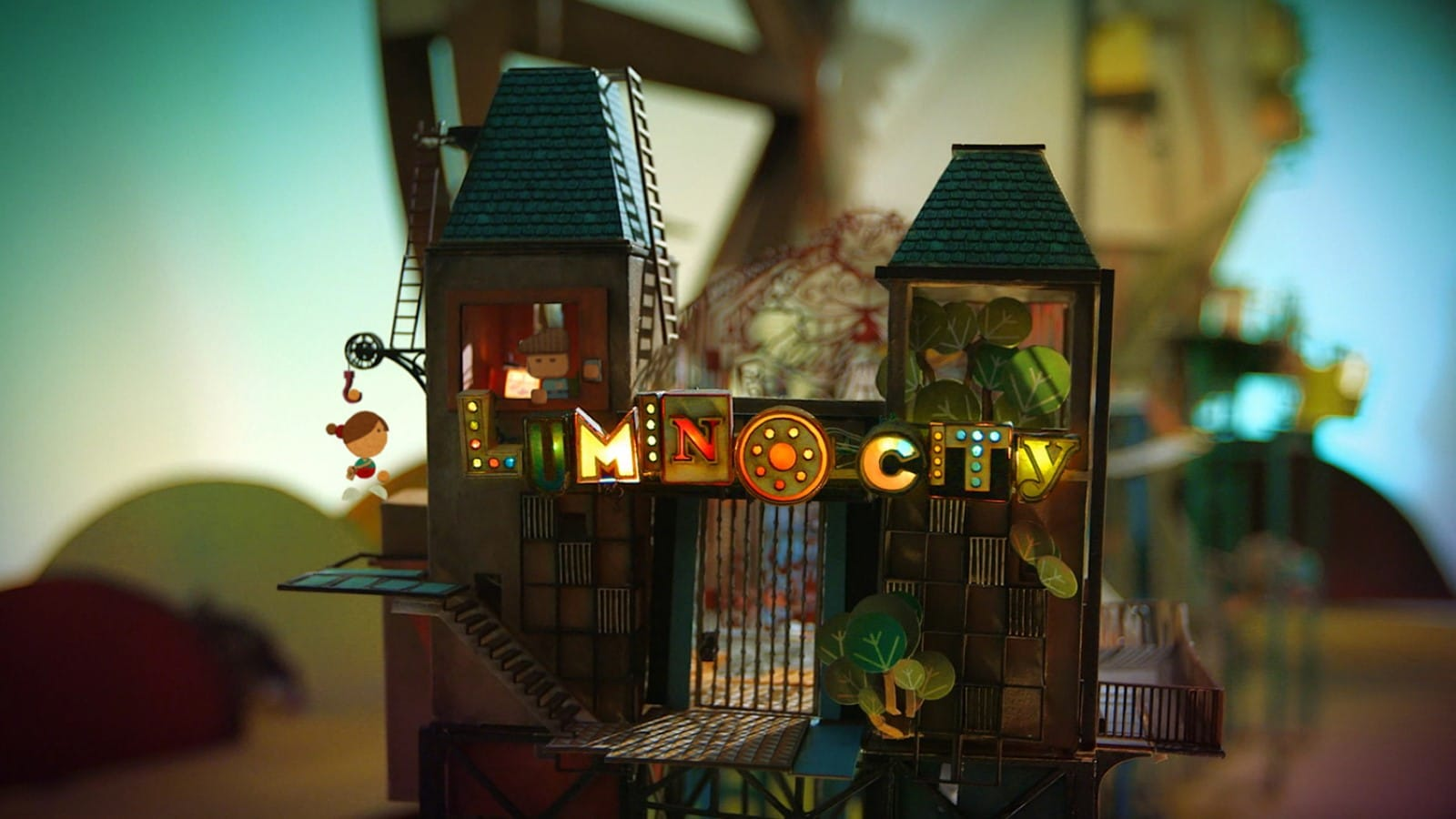 lumino city title screen
