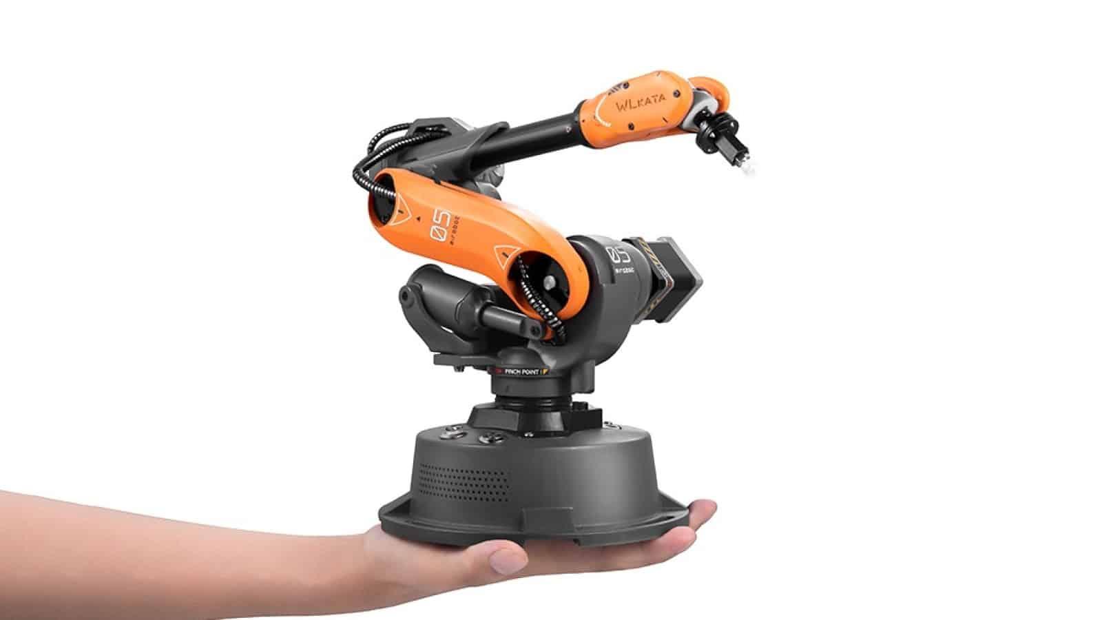 mirobot robotic arm