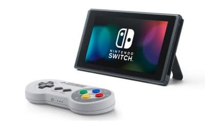 nintendo switch snes controller