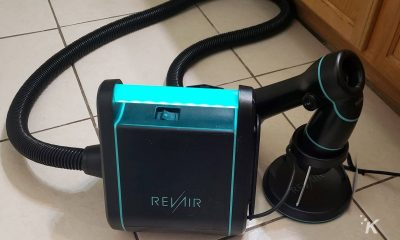 revair hair dryer review