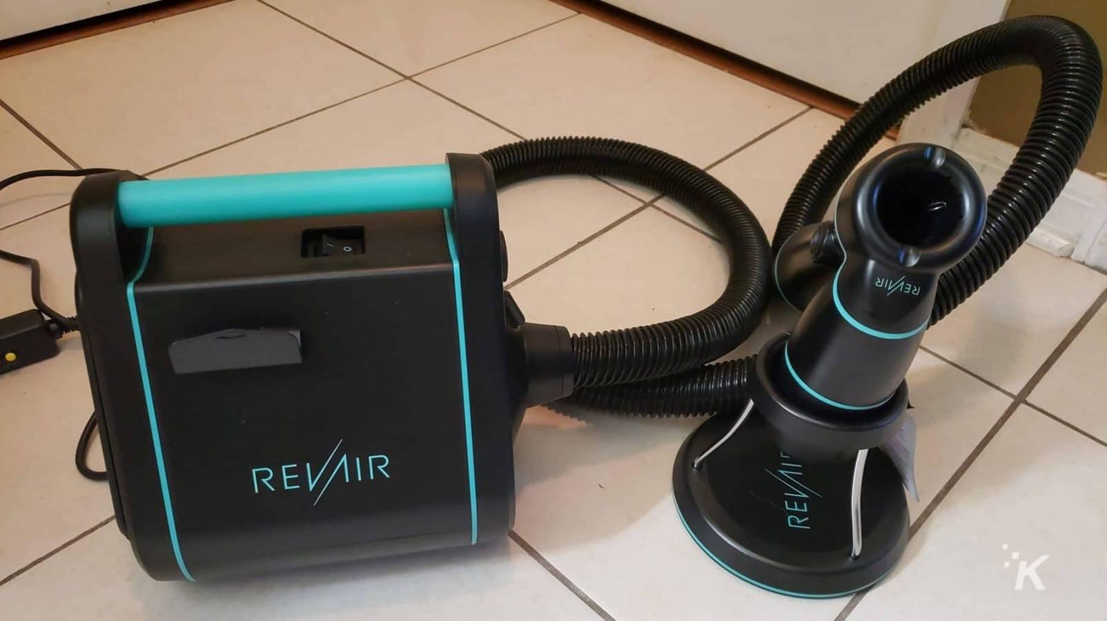 revair hair dryer